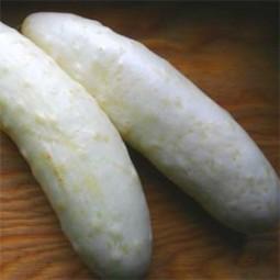 Salatgurke Weiße Lange