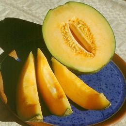 Honigmelone Ananas
