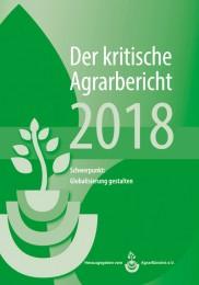 Der Kritische Agrarbericht 2018