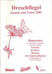 Saaten & Taten 2001